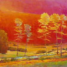 Gathering Light by Ken Elliott (Giclee Print)