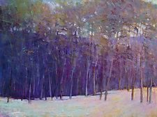 Winters Morning by Ken Elliott (Giclee Print)