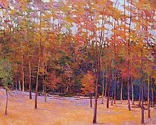Bright Patterns by Ken Elliott (Giclee Print)