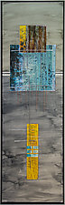 Prayers for Rain by Ken Girardini and Julie Girardini (Painted Wall Sculpture)
