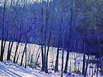 Iced Over by Ken Elliott (Giclee Print)
