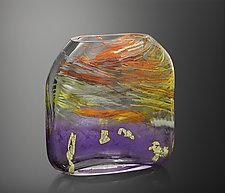 Breathe by Randi Solin (Art Glass Sculpture)