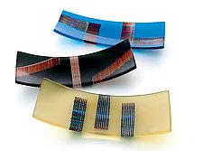 Tippa Plates by Martin Kremer (Art Glass Plates)