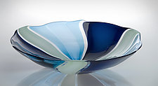 Tessera Bowl by Nicholas Kekic (Art Glass Bowl)
