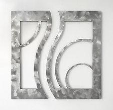 Echoes in the Wind III by Marsh Scott (Metal Wall Sculpture)