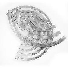 Soundwaves A by Marsh Scott (Metal Wall Sculpture)