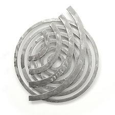 Soundwaves D by Marsh Scott (Metal Wall Sculpture)
