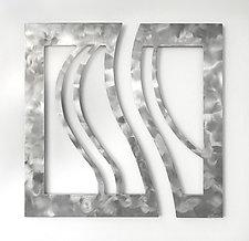 Echoes in the Wind II by Marsh Scott (Metal Wall Sculpture)