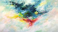 Sunset Wonder by Marsh Scott (Acrylic Painting)