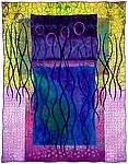 Directions #16 by Michele Hardy (Fiber Wall Hanging)