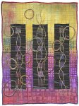 Directions #13 by Michele Hardy (Fiber Wall Hanging)