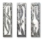Eucalyptus Lyrics by Marsh Scott (Metal Wall Sculpture)