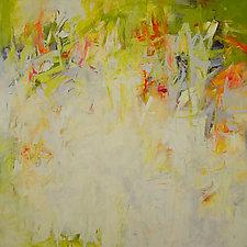 Romance by Karen Scharer (Oil Painting)