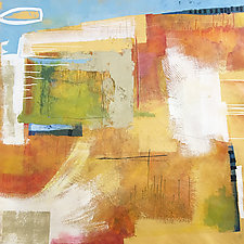 Room Facing East by Lisa Kesler (Acrylic Painting)
