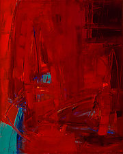 Sweet by Karen Scharer (Oil Painting)