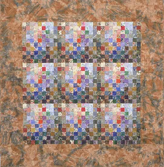 Earth Quilt #84: Celebration Of Life XIX