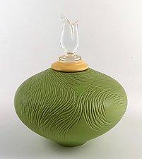 Spring Daffodil by Natalie Blake (Ceramic Vessel)