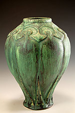Angel's Vase by Daniel Slack (Ceramic Vase)