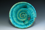 Spiral Bowl by Daniel Slack (Ceramic Bowl)