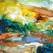 Sylvan II by Stephen Yates (Acrylic Painting)