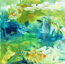 Sylvan IV by Stephen Yates (Acrylic Painting)