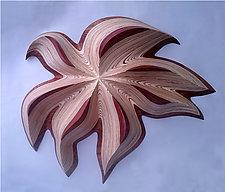 Starflower by Kerry Vesper (Wood Wall Sculpture)