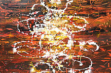 Arcs by Stephen Yates (Acrylic Painting)