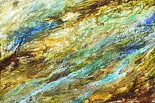 Cascade V by Stephen Yates (Acrylic Painting)