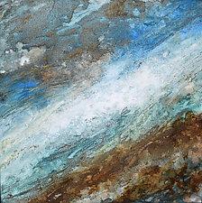 Falls XIV by Stephen Yates (Acrylic Painting)