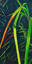 Landscape No. 32 (grass) by Todd Starks (Oil Painting)