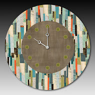 Papers Clock