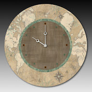 Voyages in Sand Clock