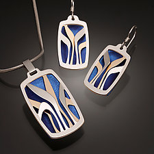 Reeds and Rushes Jewelry by David Smallcombe (Gold & Silver Jewelry)