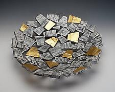 VIVA! Platter by Susan Madacsi (Metal Platter)