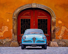 Alfa Romeo by Christopher Young (Pigment Print)