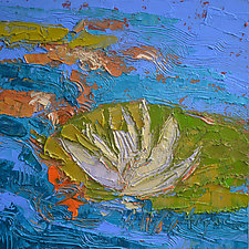 Beauty by Dorothy Fagan (Oil Painting)