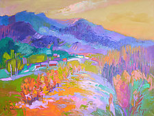 Heartland II by Dorothy Fagan (Oil Painting)