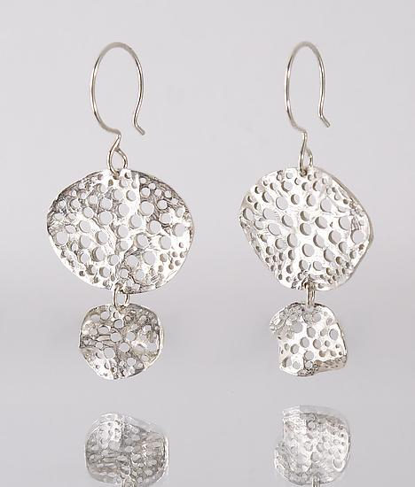Double Sieve Earrings