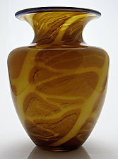 Mooring Vase by Michael Richardson, Justin Tarducci, and Tim Underwood (Art Glass Vase)