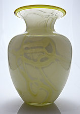 Castle Hill Vase by Michael Richardson, Justin Tarducci, and Tim Underwood (Art Glass Vase)