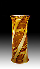 22 Bowens Votive by Michael Richardson, Justin Tarducci and Tim Underwood (Art Glass Candleholder)