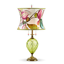 Lana by Susan Kinzig and Caryn Kinzig (Mixed-Media Table Lamp)