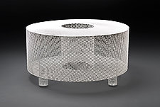 O Table by Damian Velasquez (Metal Table)