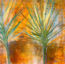 Palm Fronds by Maeve Harris (Giclee Print)