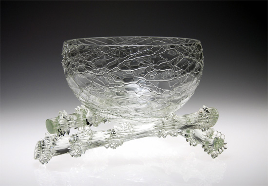 Crystal Nesting Bowl