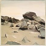 Coastal Light no.4 by Patricia Dreher (Pigment Print)