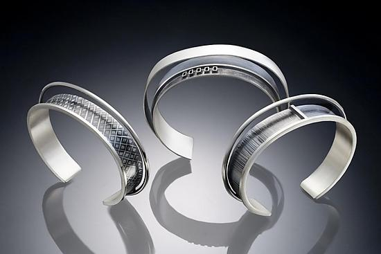 Raised Ring Cuffs
