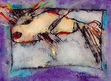 Femme Fatal Fish by Roberta Ann Busard (Giclee Print)