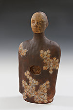 Hive by Beth Ozarow (Ceramic Sculpture)