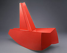 Little Rocker by Isaac Arms (Metal Chair)